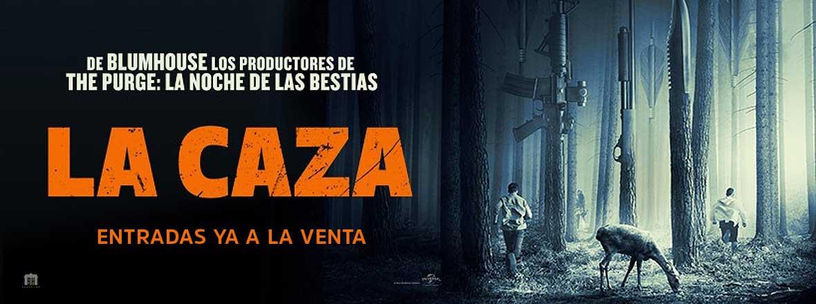 D - LA CAZA