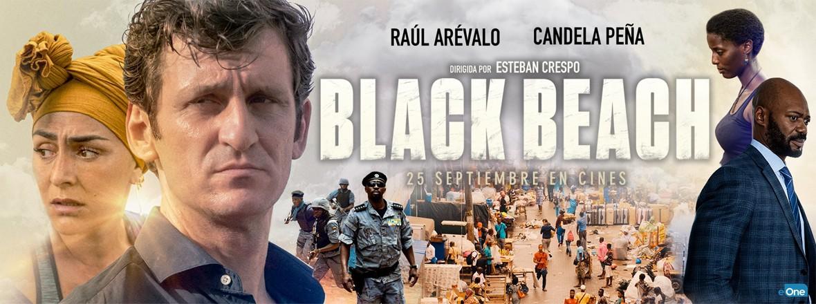 B - BLACK BEACH