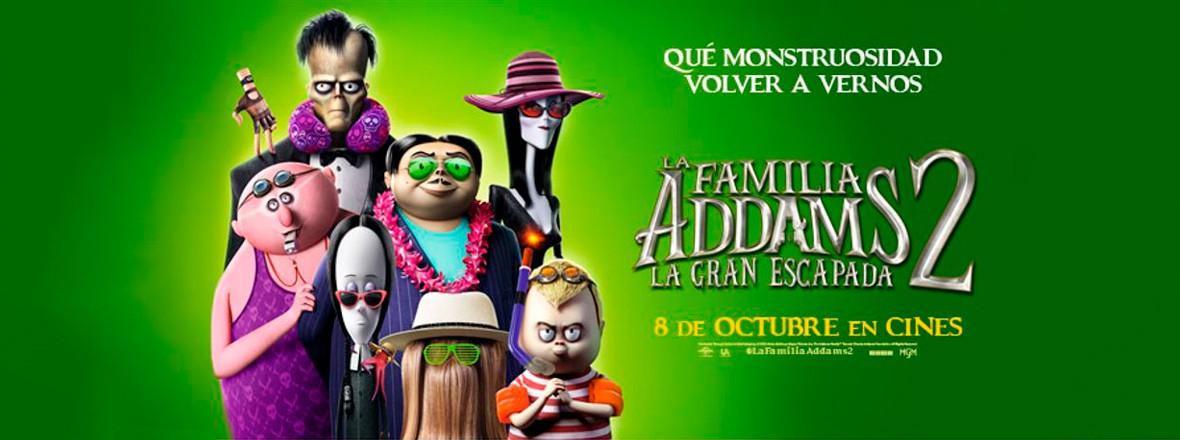E - LA FAMILIA ADDAMS 2